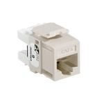 Leviton 61110-RW6 | eXtreme Cat 6 QuickPort Jack, White