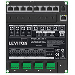 Leviton 95A00-3 | Hi-Fi 2 4x4 (Four Zone, Four Source) - US