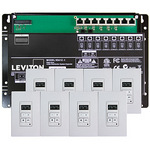 Leviton 95A12-2 | Hi-Fi 2 8-Zone Expansion Kit for Structured Wiring Enclosures