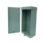 Mier Products BW-118 |Outdoor NEMA 3R, 4 Electrical Enclosures and Heated Enclosures - 6 inch x 8 inch x 4 inch | UPC - 612212022161