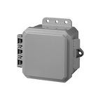Mier Products BW-L443 | Polycarbonate, Gray Enclosure | UPC - 612212079998