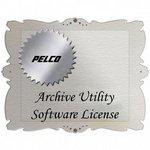Pelco AUSVR-SW-1L - LICENSE - ARCHIVE UTILITY SW W/1