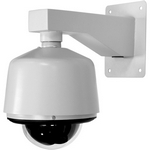 Pelco BB4-PSG-E | Stainless Steel Spectra IV SE Series Back Box and Lower Dome