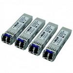 Pelco FSFP-AFMM1SC2 | FSFP Series Transceiver, 100 m, 1310 nm, 2 km, SC, 1 Fiber