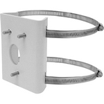 Pelco PA101 | Pole Adapter for EM1400, PM14, MM1000 Mounts, Gray