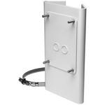 Pelco PA402 | Pole Adapter for LWM41 Legacy, IWM or IWM24 Wall Mounts