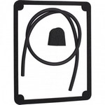 Safety Technology Intl (S.T.I.) KIT-121 | Enviro-Kit Gaskets used with Horn/Strobe Damage Stopper Cover