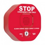 Safety Technology Intl (S.T.I.) STI-6453AED   Replacement Stop Sign Alarm for Protective Cabinets