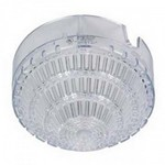 Safety Technology Intl (S.T.I.) STI-8130 | Smoke Detector Damage Stopper with Conduit Spacer - Clear