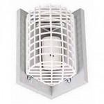 Safety Technology Intl (S.T.I.) STI-9619   Steel Motion Detector Damage Stopper - Corner Mount - 7.75