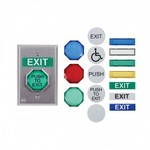 Safety Technology Intl (S.T.I.) UB-1PN | Universal Pneumatic Button