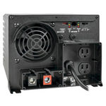 Tripp-Lite APS1250   1250W PowerVerter APS 12VDC 120V Inverter/Charger with Auto Transfer Switching, 2 Outlets