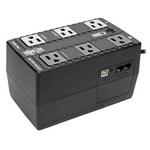 Tripp-Lite ECO350UPS | 350VA 210W Standby UPS - 6 NEMA 5-15R Outlets, 120V, 50/60 Hz, 5-15P Plug, ENERGY STAR, Desktop/Wall