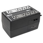 Tripp-Lite INTERNET550SER | 550VA 300W Standby UPS - 8 NEMA 5-15R Outlets, 120V, 50/60 Hz, DB9, 5-15P Plug, Desktop/Wall Mount