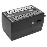 Tripp-Lite INTERNET550U | 550VA 300W Standby UPS - 10 NEMA 5-15R Outlets, 120V, 50/60 Hz, USB, 5-15P Plug, Desktop/Wall Mount