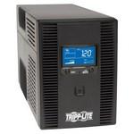 Tripp-Lite SMART1300LCDT   SmartPro LCD 120V 1300VA 720W Line-Interactive UPS, AVR, Tower, LCD, USB, 8 Outlets