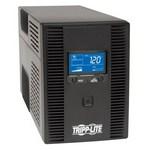 Tripp-Lite SMART1500LCDT   SmartPro LCD 120V 50/60Hz 1500VA 900W Line-Interactive UPS, AVR, Tower, LCD, USB, 10 Outlets