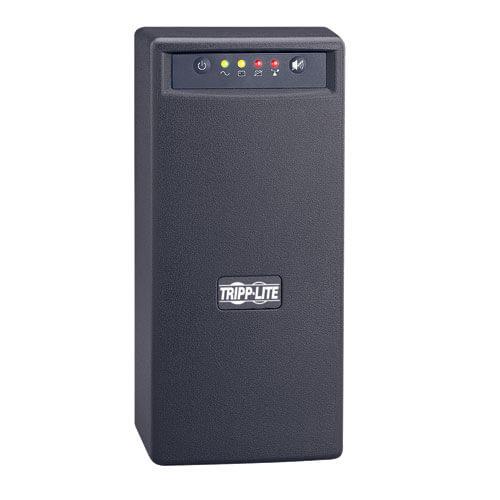 Tripp-Lite SMART750USBTAA | TAA-Compliant SmartPro 120V 750VA 450W Line-Interactive UPS, AVR, Tower, USB, Surge-only Outlets