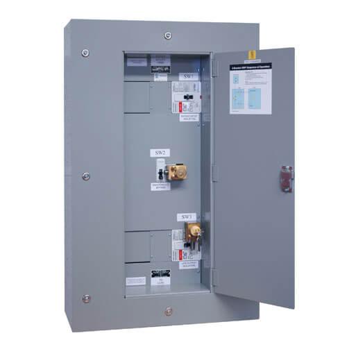 Tripp-Lite SU60KMBPK | 3 Breaker Maintenance Bypass Panel for 60kVA UPS SV60K and SU60K