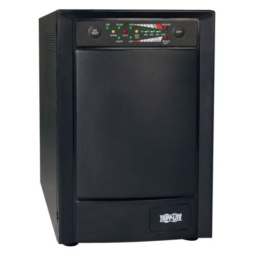 Tripp-Lite SU750XL   SmartOnline 120V 750VA 600W Double-Conversion UPS, Tower, Extended Run, Network Card Options, USB, DB9 Serial