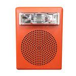 Wheelock E50-24MCWH-FR | Speaker Strobe Multicondella Wall Red 24 V