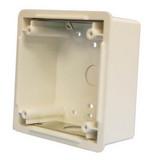 Wheelock E50SB-W | White Backbox for E50 Speaker