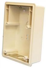 Wheelock E50SSB-W | White Surface Backbox For E50 Speaker/Strobe