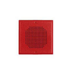Wheelock E70-R | Red Wall/Ceiling Mount E70 Series Speaker