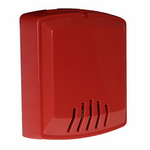 Wheelock HNR - CONTROL PANEL - HORN, RED, 2W, WALL, 12/24V