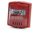 Wheelock HSR | HSR Red Wall Mount Exceder Fire Alerting Horn Strobe