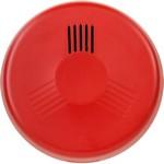 Wheelock LHNRC3 - STROBE - LED HN, RED, CEILING, 12/24V, NO