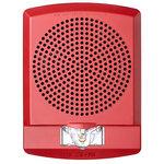 Wheelock LSPSTR3 | Exceder LED3 High Fidelity Speaker Strobe, Red