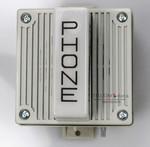 Wheelock UTA-WH-VPS   Phone Ringer and Strobe Light