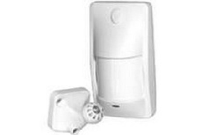 Ge Security 6540 W Motion Sensor W Fresnel Lens Amp Swivel