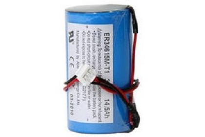 Tyco Safety Products WT4911BATT  Lithium Battery For DSC WT4911 Siren With Strobe