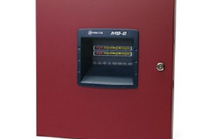 Honeywell Fire Systems MS2 2 Zone Conventional Fire Alarm Control Panel