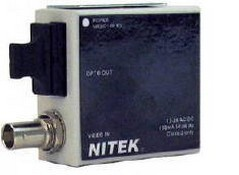 Nitek FTS311000S00 10 Bit Video Only Transmitter