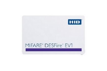 Hid 1457CNG1NNN Mifare Desfire Ev1 Solution/Prox) Card