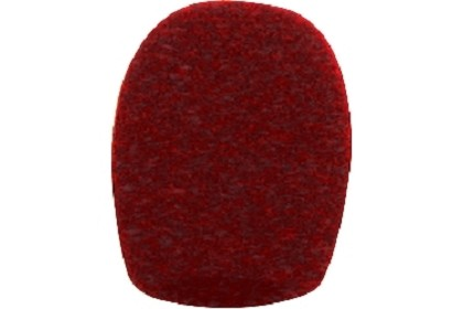 electro voice 379 2 red windscreen pop filter for re16 re50 n d967 767a 367s 267a re410. Black Bedroom Furniture Sets. Home Design Ideas