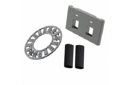 Commscope 558106 4 Flex Mode Modular Furniture Faceplates