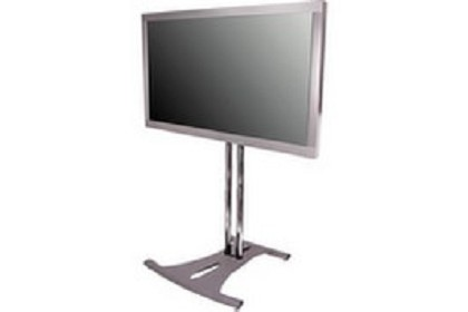 Premier Mounts PSD-EB84 84 inch High Elliptic Floor Stand for 32-80 inch Screens