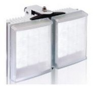 Raytec RL100-F-AI-50 Raylux 100 Fusion, Adaptive Illumination, Double Panel, 50W, 50-100 Degree