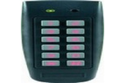Rosslare Security AC-G43 Outdoor Mullion Backlit PIN Standalone Controllers