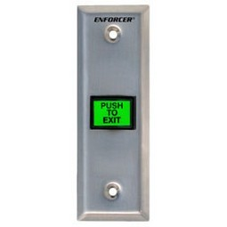 Seco Larm SD-7103GC-PE Push To Exit Plate