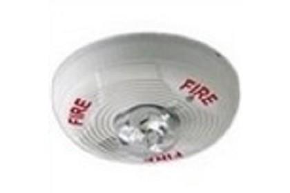 System Sensor Pc4w 4 Wire Horn Strobe Ceiling Standard