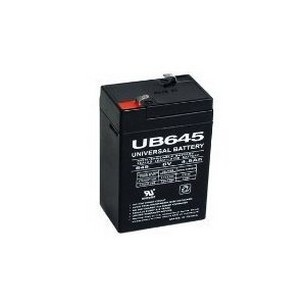 Universal Power Group UB645 Sealed Lead Acid Batteries