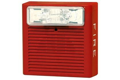The Schumin Web » Wheelock 7001T-24  |Wheelock Fire Alarm Horn Strobe